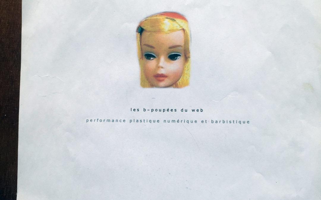 b-poupées du www (2002), projet non-réalisé