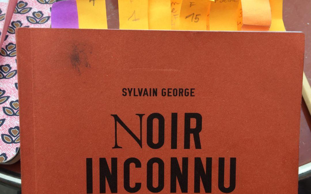 NOIR INCONNU, Wanderer – Les Lectures électriques