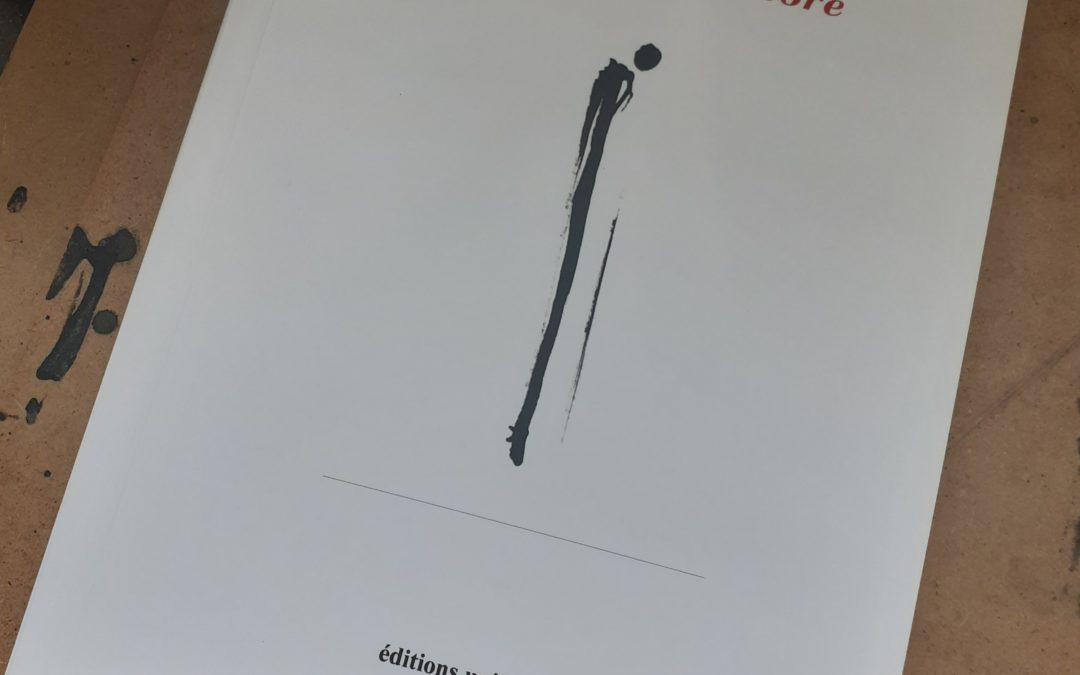 Le lapsus de l'ombre, éditions unicité, dans la collection de Anne de Commines, 2020.