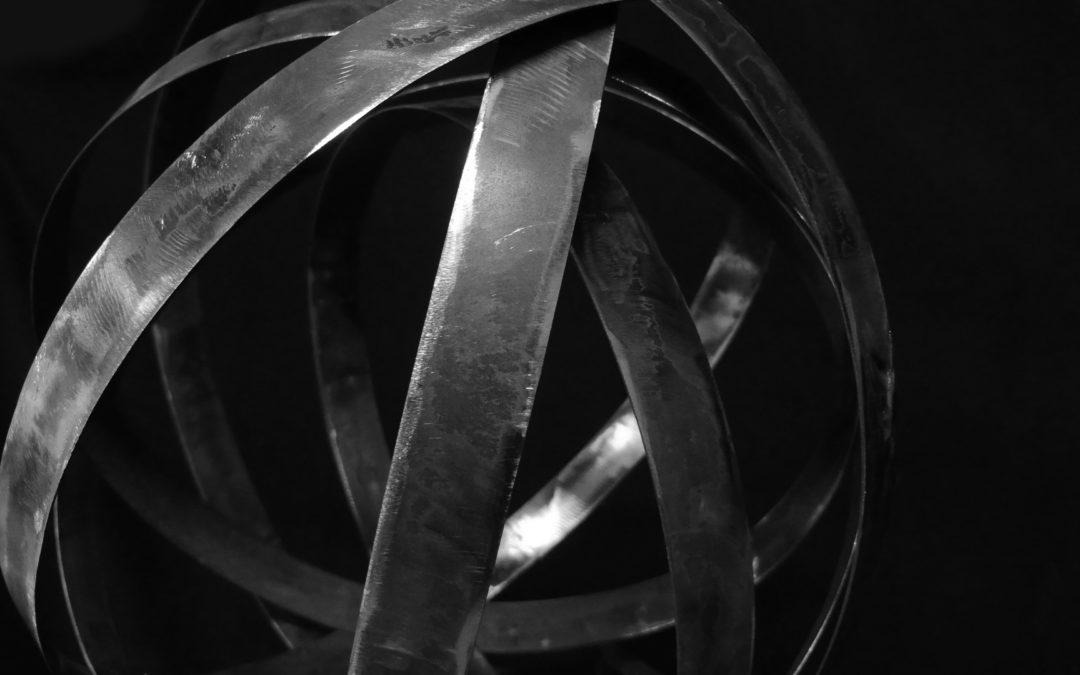Cercles & fractales sculptures