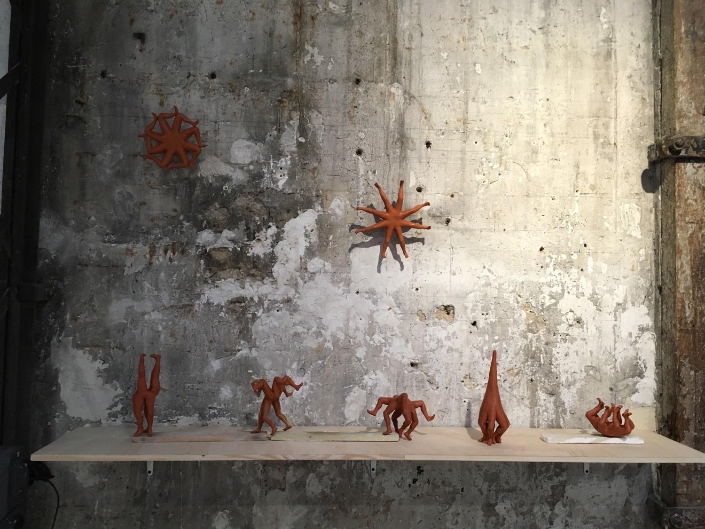 Sculptures Camille Sabatier