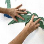 L'artiste, le soin et l'engagement / article 1/  2018