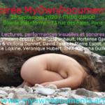 Soirée MyOwnDocumenta 26 sept 2020