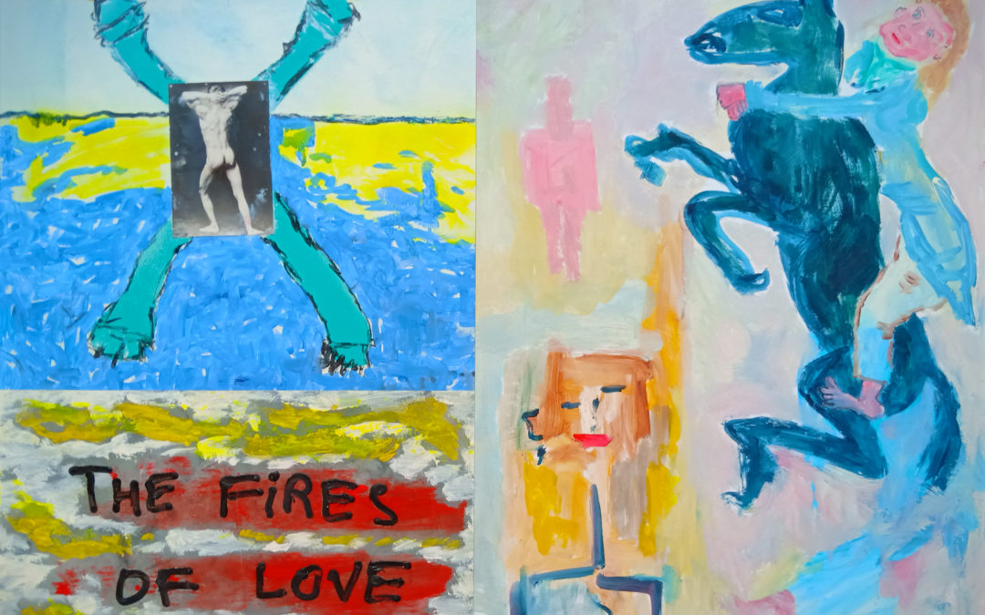 The fires of love