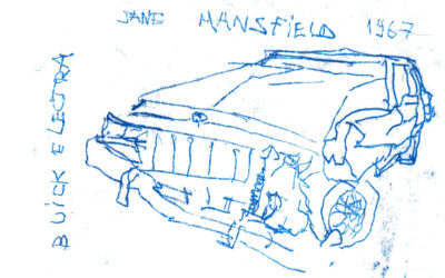 (I hate) Fast Cars #3 – Jane Mansfield