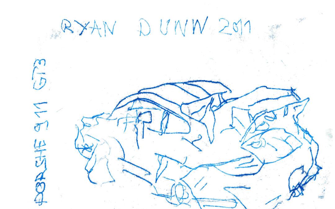 (I hate) Fast Cars #4 – Ryan Dunn