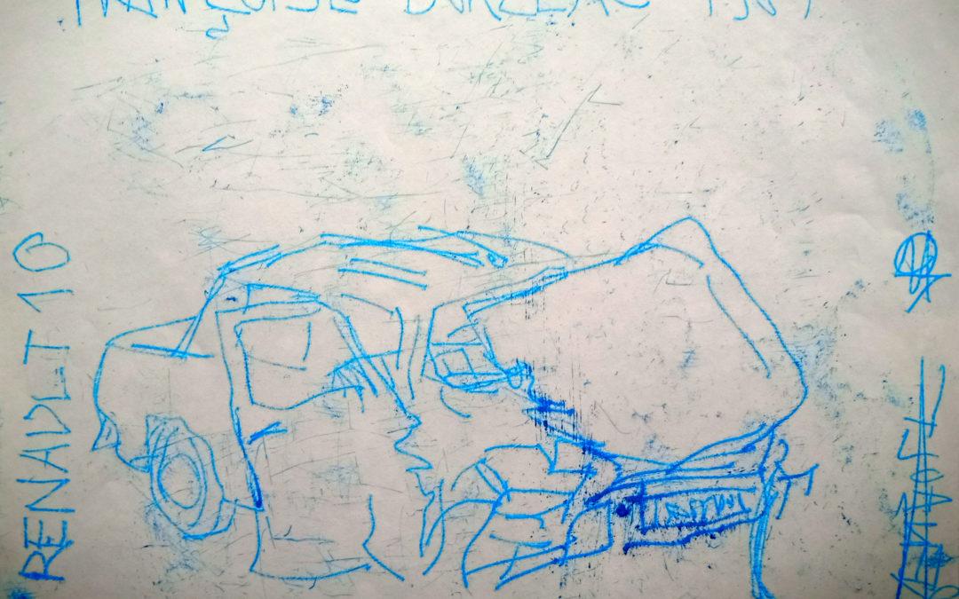 (I hate) Fast Cars #9 – Frzançoise Dorléac