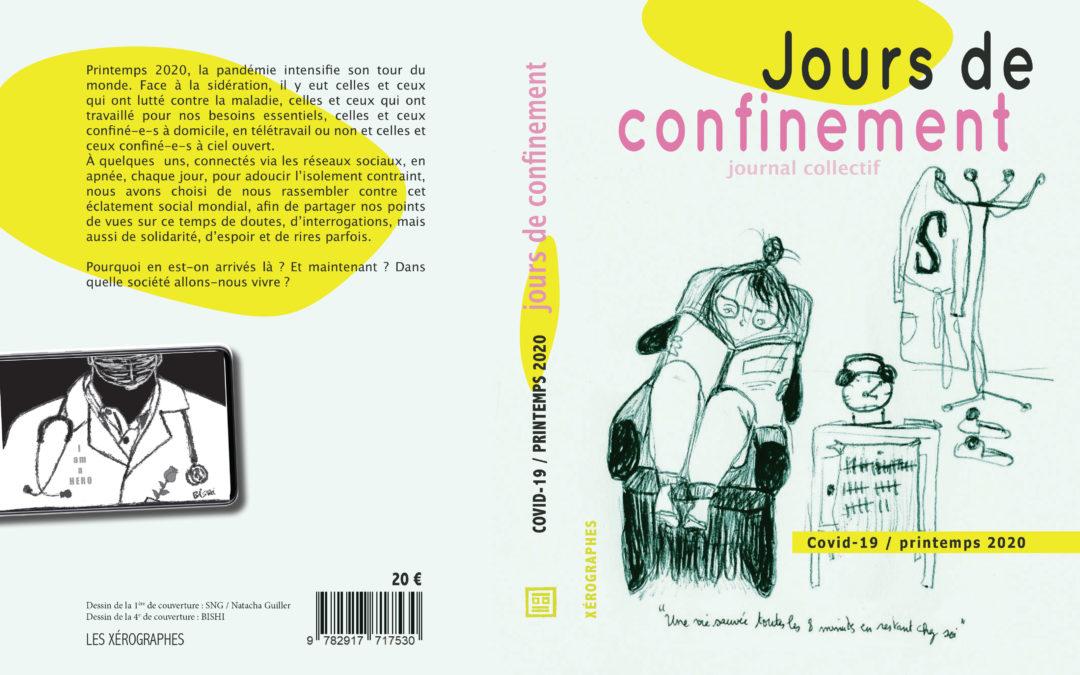 Jours de confinement – journal collectif – Covid-19