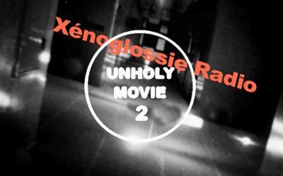 UNHOLY MOVIE – Short cut #2