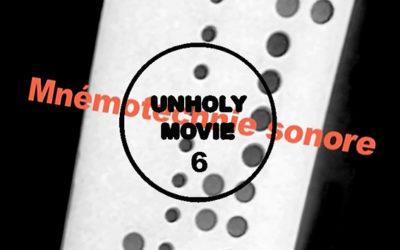 UNHOLY MOVIE – Short cut #6