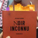 NOIR INCONNU, Wanderer - Les Lectures électriques