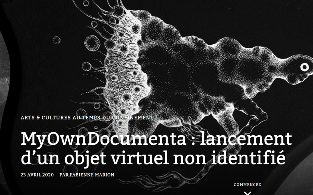 Article Sur MyOwnDocumenta