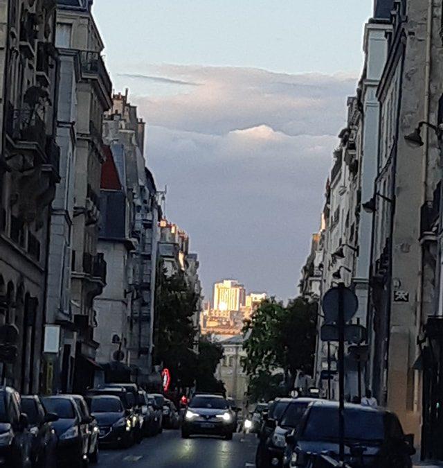 La ville lumière