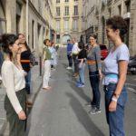 SALMON LADDER/ performance participative / juin 2020