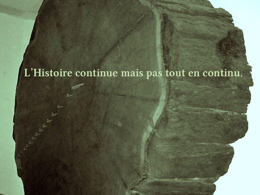 L'Histoire continue