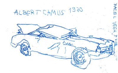 (I hate) Fast Cars #2 – Albert Camus