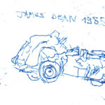 (I hate) Fast Cars #7 - James Dean