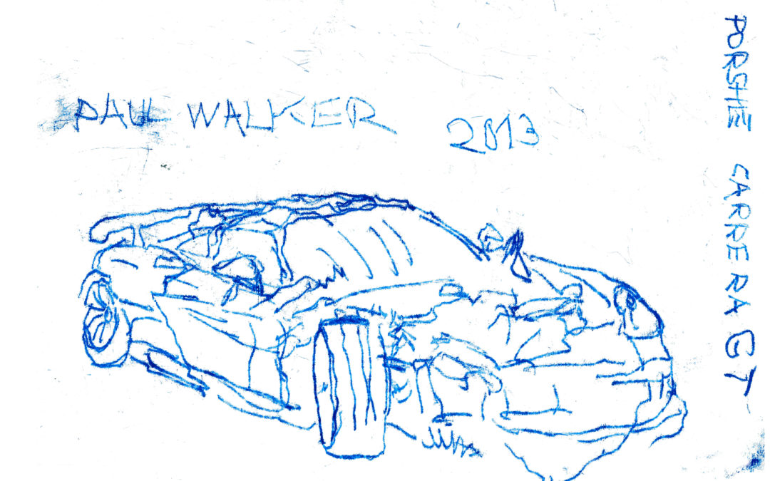 (I hate) Fast Cars #6 – Paul Walker