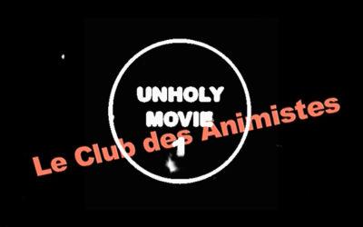 UNHOLY MOVIE – short cut #1